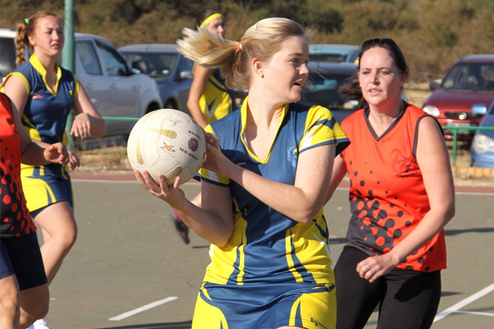 The Netball Knee Program
